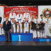 XXIV Чемпионат Балтии по Карате