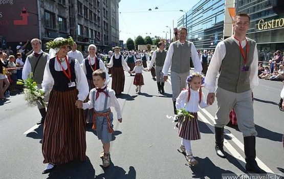 Даугавпилчане готовятся к большим праздникам