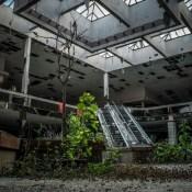 Фоторассказ о заброшенных местах Америки