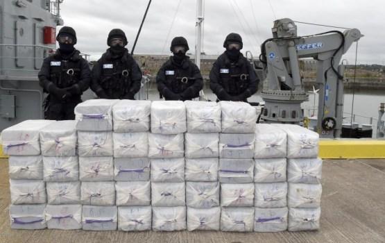 400 кг российского кокаина из Аргентины собирались сбывать через Латвию