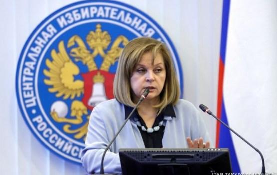 В России проходит голосование на выборах президента