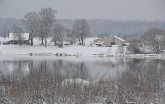 Паводок в Даугавпилсском крае ожидают в начале апреля