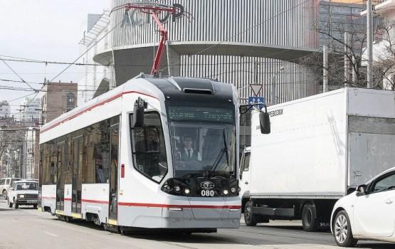 На закупку новых трамваев не хватает миллиона евро