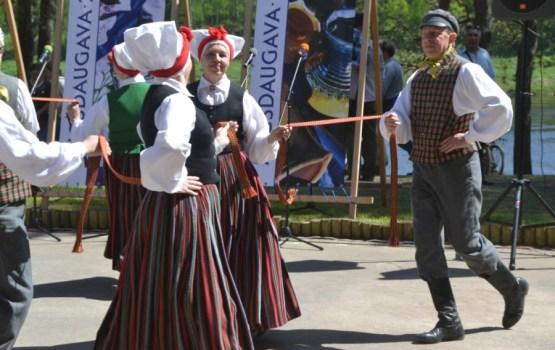 Augšdaugava ждет своих участников и фрагменты для Большого одеяла