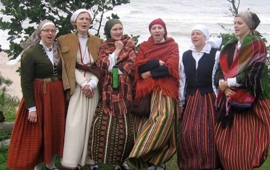 Фольклорный праздник в Доме Единства
