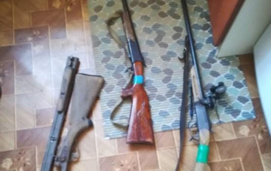 В Лудзенском крае конфискованы 12 ружей и 65 боеприпасов