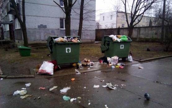 Горы мусора Оглодкова лучше гор мусора Clean R?