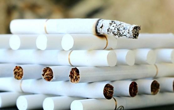 Изъяли 250 000 сигарет
