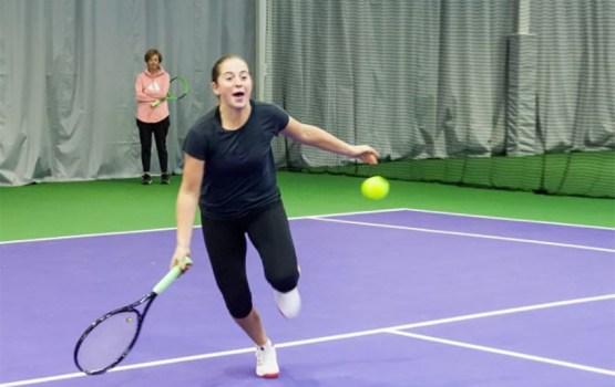 Остапенко обыграла Макарову в матче Кубка Федерации