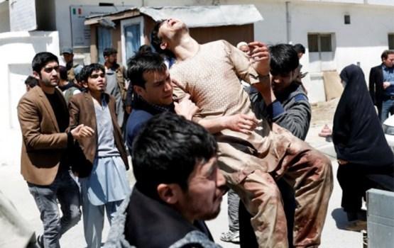 Взрыв в Кабуле: 48 погибших