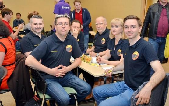 Даугавпилсская команда примет участие в чемпионате мира