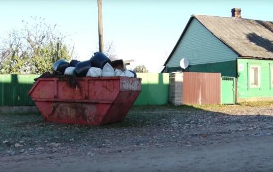Жителей призвали не выбрасывать бытовой мусор в контейнеры для зеленой массы