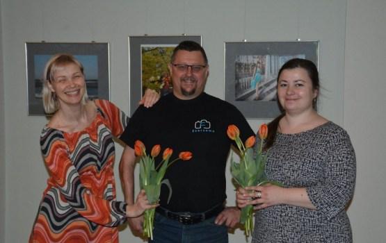 Студия Ezerzeme-F подарила даугавпилчанам весну и латгальские пейзажи