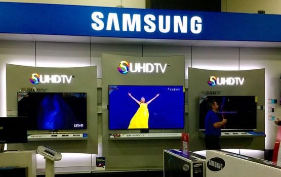 Samsung бьет рекорды по прибыли четвертый квартал подряд