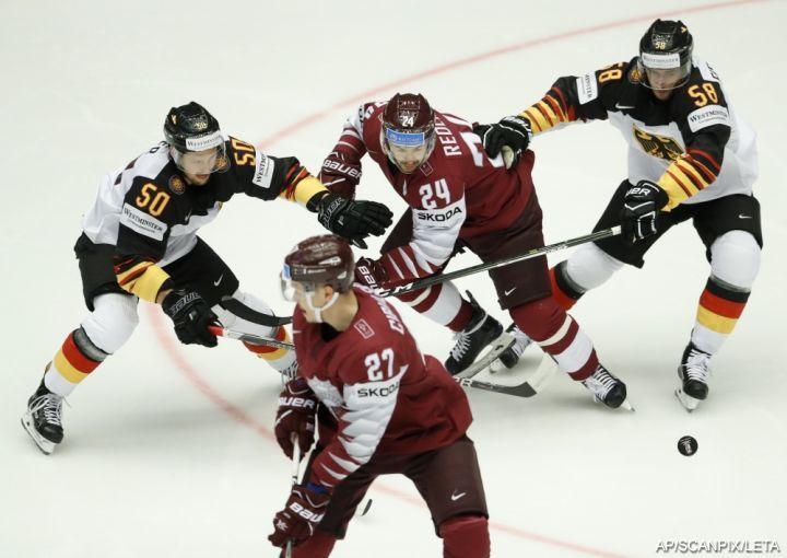ЧМпохоккею: Канада вовертайме обыграла Латвию, Чехия была сильнее Австрии