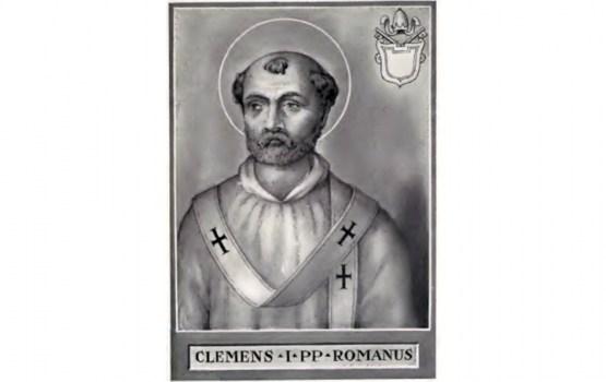 Британские мусорщики обнаружили флакон с мощами Папы Римского