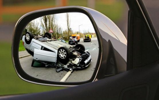 В авариях на дорогах пострадали десять человек