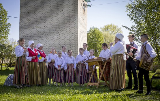Шаг навстречу славянской традиции