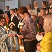 Самых умных учащихся Даугавпилса чествовали от имени самоуправления