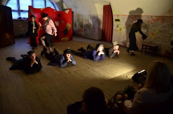 В Крепости состоялся творческий дебют юного актера из Даугавпилса