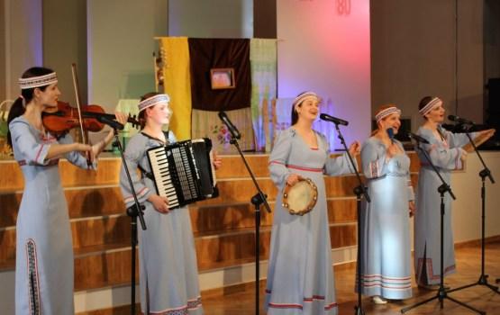 Белорусы приглашают на яркий весенний концерт!