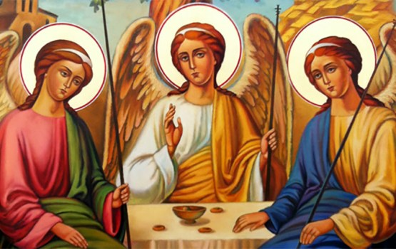 Сегодня Святая Троица