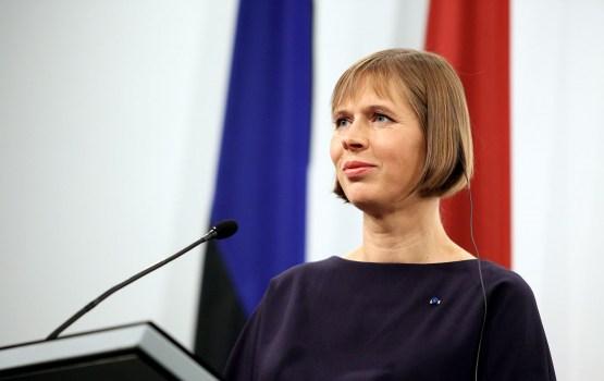 Президент Эстонии назначила нового посла Эстонии в Латвии