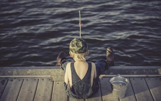 Детей приглашают на рыбалку