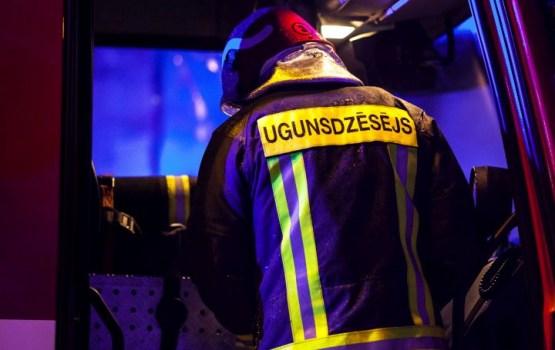 Пожар в Балвском крае тушили 12 часов