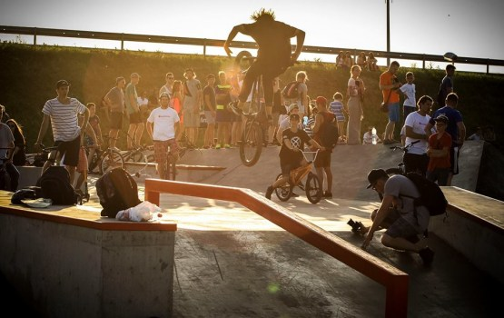 Еще раз про скейт-парк и предстоящие соревнования
