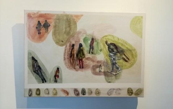 В ЛЦБ открыли выставку «Женщины в искусстве Латвии»