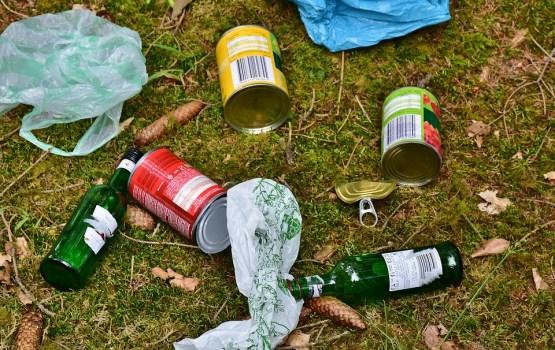 Уборка мусора с обочин дорог обходится в 400 тыс. евро в год