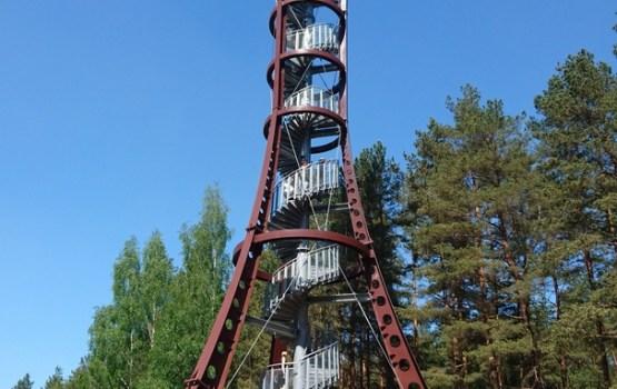 За лето – вокруг света: литовский ответ Эйфелевой башне