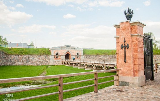 Даугавпилсскую крепость наградят на форуме