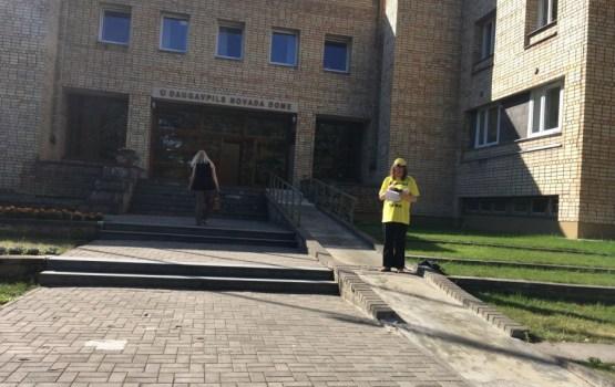 Эгита Йонане собирает подписи за отставку депутатов Думы