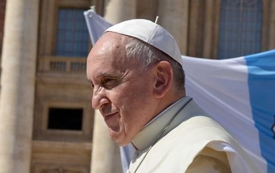 День визита папы римского Франциска в Латвию будет выходным