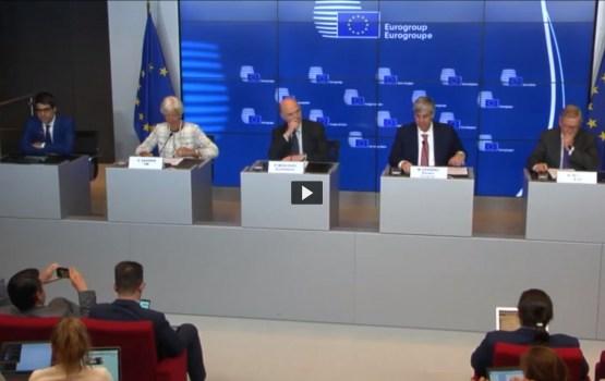 Евросоюз завершил программу оказания финансовой помощи Греции