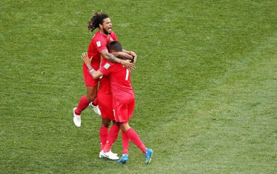 Англия разгромила дебютантов чемпионата