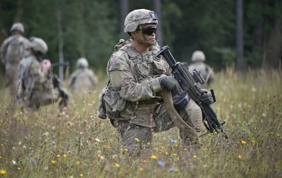 Западные СМИ: НАТО может не успеть спасти страны Балтии при нападении России