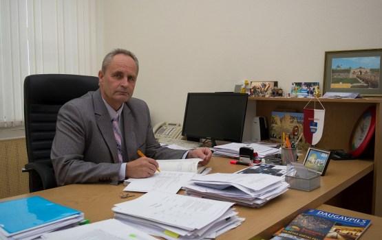 Янис Дукшинский стал третьим вице-мэром