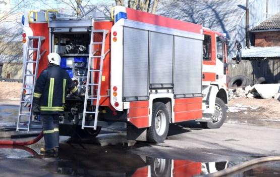 Стиральные машины тоже горят