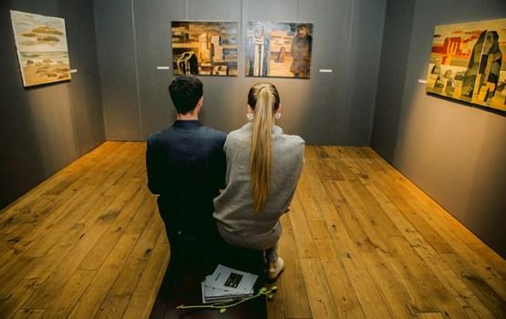 Завтра в Центре М. Ротко открывается новый выставочный сезон