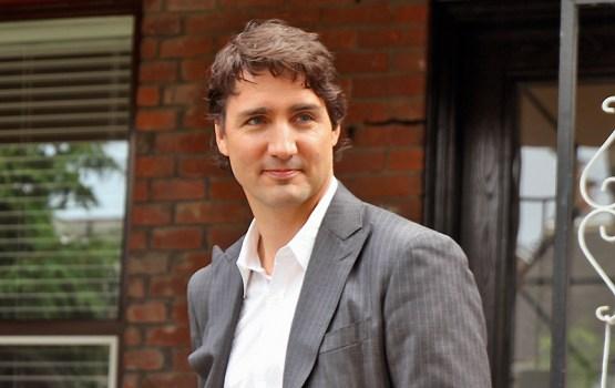 Ригу посетит премьер-министр Канады Джастин Трюдо