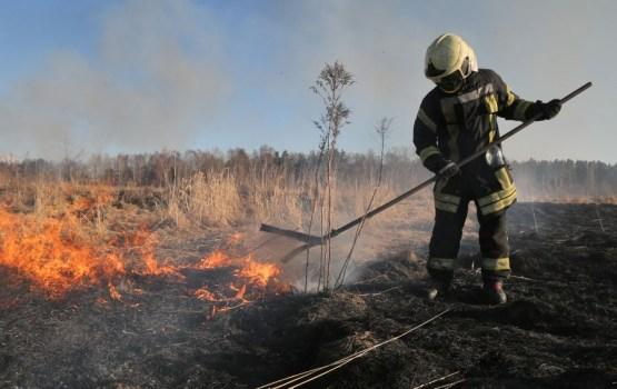 Cводка ГППС: пожар в многоэтажке и поджог травы (ВИДЕО)