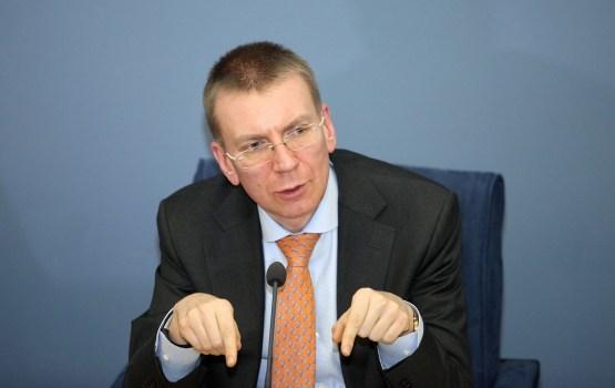 Ринкевич: «Латвия должна выделять на оборону больше 2% ВВП»