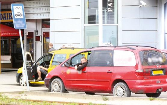 Таксисты в недоумении: кто и когда наведет порядок?