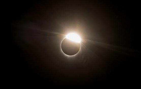 В пятницу, 13-го, произойдет солнечное затмение