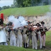 Завершился второй день фестиваля «Динабург-1812»