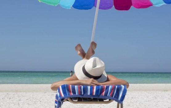 Повышается уровень ультрафиолетового излучения солнца