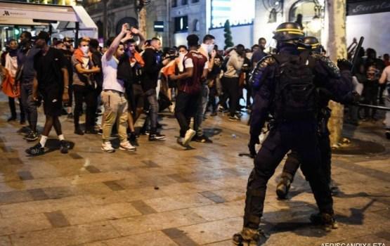 Во Франции два человека погибли, празднуя победу сборной на ЧМ-2018